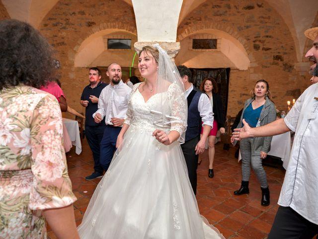Le mariage de David et Christelle à Saint-Vincent-des-Prés, Sarthe 75
