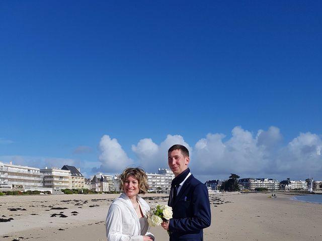 Le mariage de Frédéric et Laure Elia à Le Pouliguen, Loire Atlantique 12