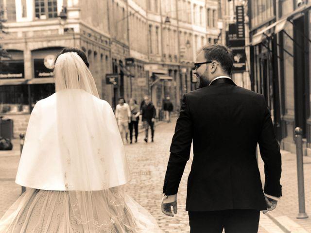 Le mariage de Romain et Laure à Lille, Nord 12