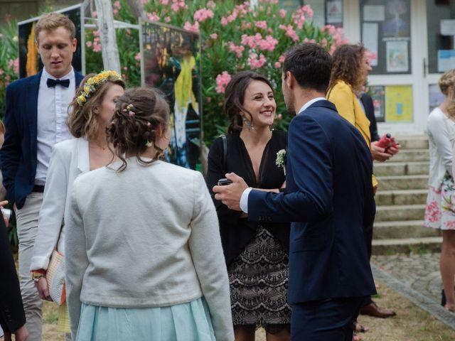 Le mariage de Mehdi et Pauline à La Roche-Bernard, Morbihan 1