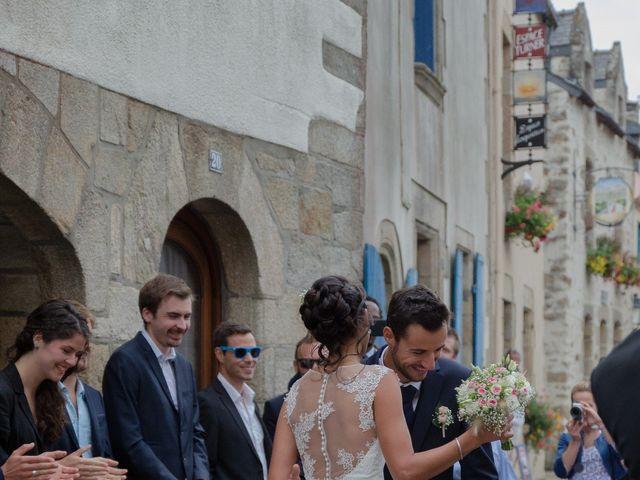 Le mariage de Mehdi et Pauline à La Roche-Bernard, Morbihan 3