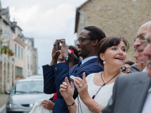 Le mariage de Mehdi et Pauline à La Roche-Bernard, Morbihan 4