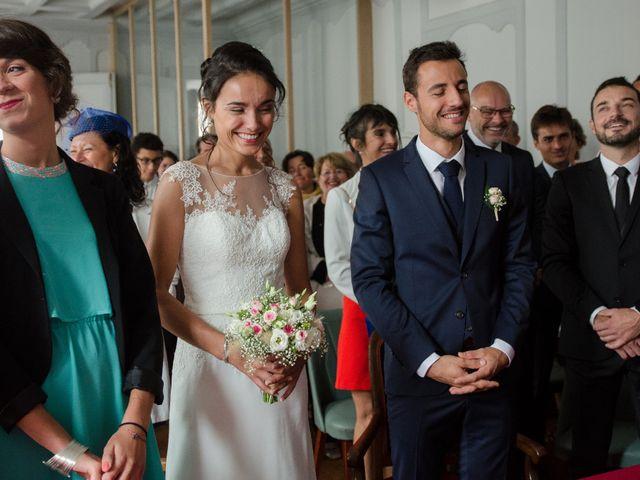 Le mariage de Mehdi et Pauline à La Roche-Bernard, Morbihan 8