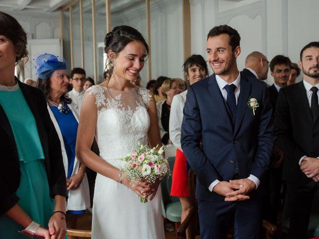 Le mariage de Mehdi et Pauline à La Roche-Bernard, Morbihan 9