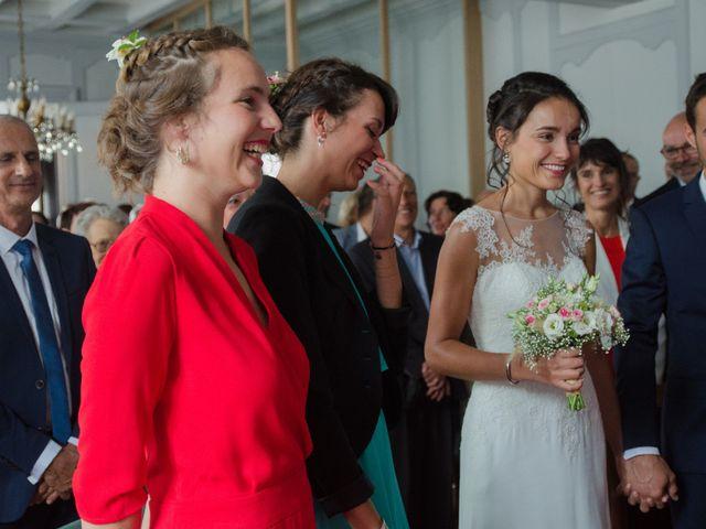 Le mariage de Mehdi et Pauline à La Roche-Bernard, Morbihan 11