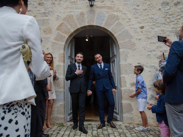 Le mariage de Mehdi et Pauline à La Roche-Bernard, Morbihan 12