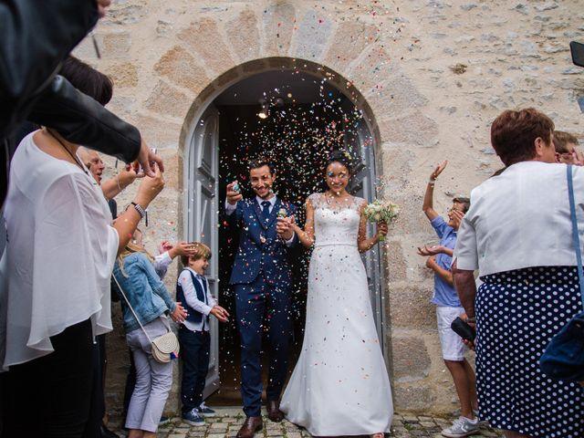 Le mariage de Mehdi et Pauline à La Roche-Bernard, Morbihan 13