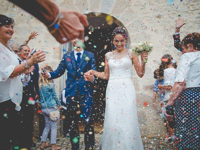 Le mariage de Mehdi et Pauline à La Roche-Bernard, Morbihan 14