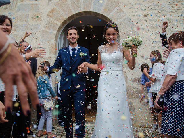 Le mariage de Mehdi et Pauline à La Roche-Bernard, Morbihan 15