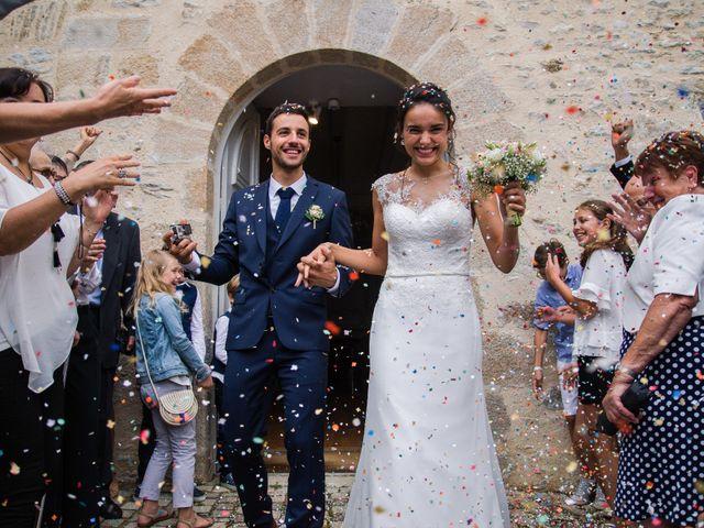 Le mariage de Mehdi et Pauline à La Roche-Bernard, Morbihan 16
