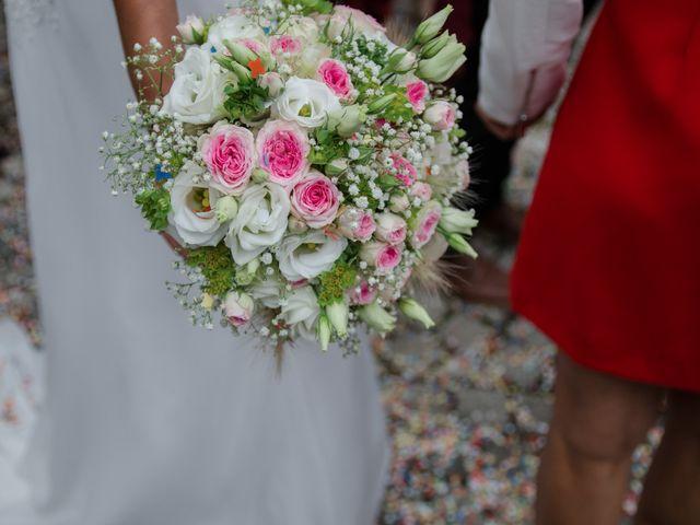 Le mariage de Mehdi et Pauline à La Roche-Bernard, Morbihan 17