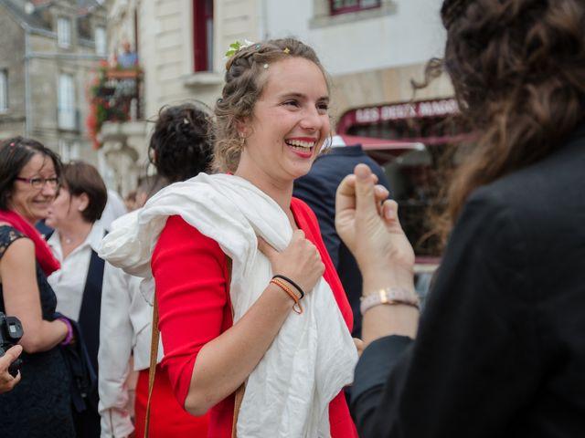 Le mariage de Mehdi et Pauline à La Roche-Bernard, Morbihan 18
