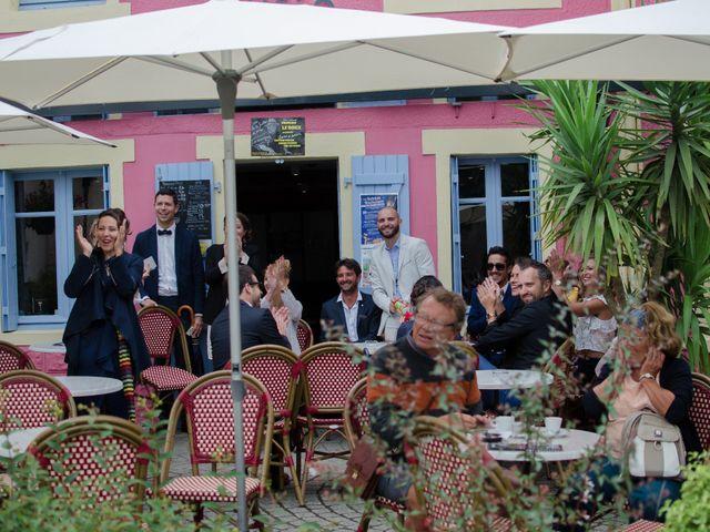 Le mariage de Mehdi et Pauline à La Roche-Bernard, Morbihan 20
