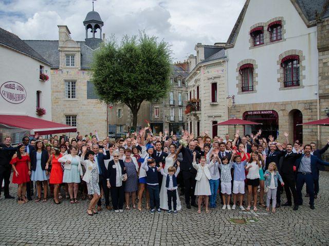 Le mariage de Mehdi et Pauline à La Roche-Bernard, Morbihan 21