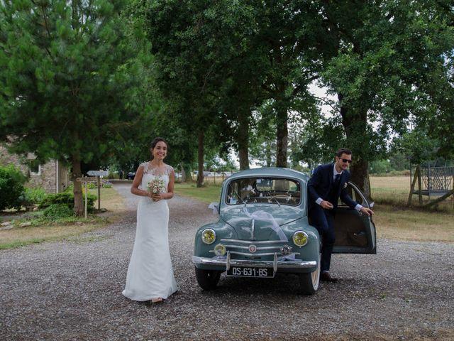 Le mariage de Mehdi et Pauline à La Roche-Bernard, Morbihan 23