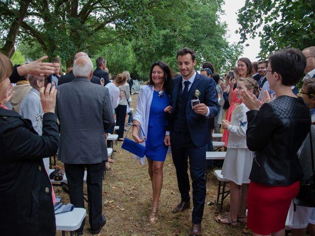 Le mariage de Mehdi et Pauline à La Roche-Bernard, Morbihan 25