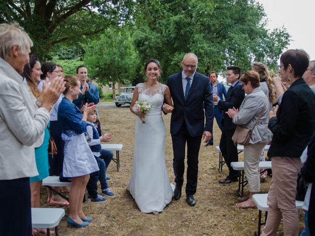 Le mariage de Mehdi et Pauline à La Roche-Bernard, Morbihan 26