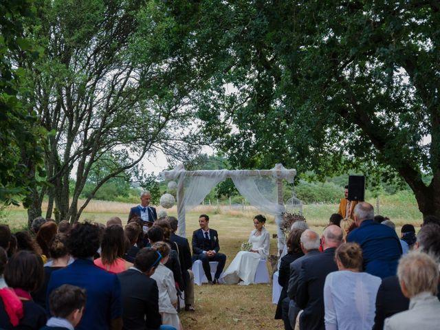 Le mariage de Mehdi et Pauline à La Roche-Bernard, Morbihan 27