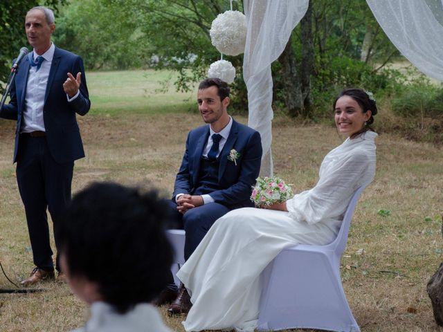Le mariage de Mehdi et Pauline à La Roche-Bernard, Morbihan 28