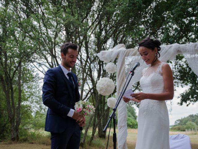 Le mariage de Mehdi et Pauline à La Roche-Bernard, Morbihan 29