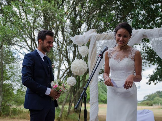 Le mariage de Mehdi et Pauline à La Roche-Bernard, Morbihan 30