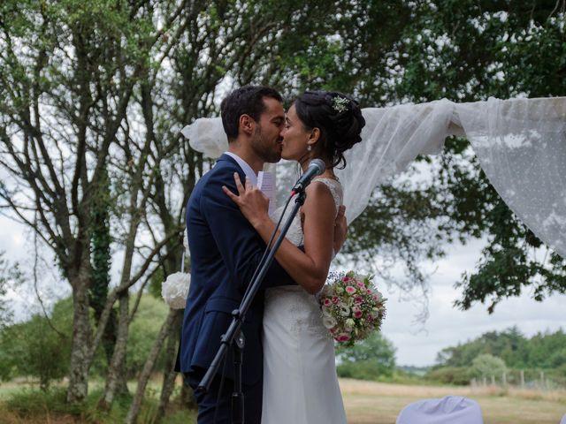 Le mariage de Mehdi et Pauline à La Roche-Bernard, Morbihan 31