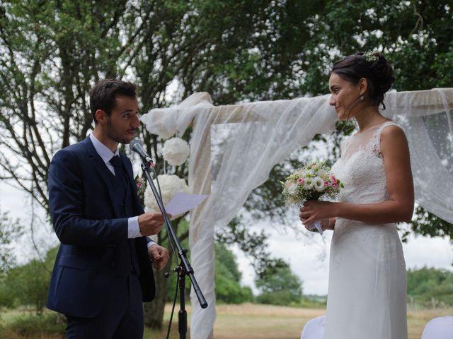 Le mariage de Mehdi et Pauline à La Roche-Bernard, Morbihan 32