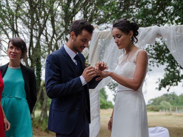 Le mariage de Mehdi et Pauline à La Roche-Bernard, Morbihan 33