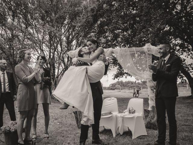 Le mariage de Mehdi et Pauline à La Roche-Bernard, Morbihan 34