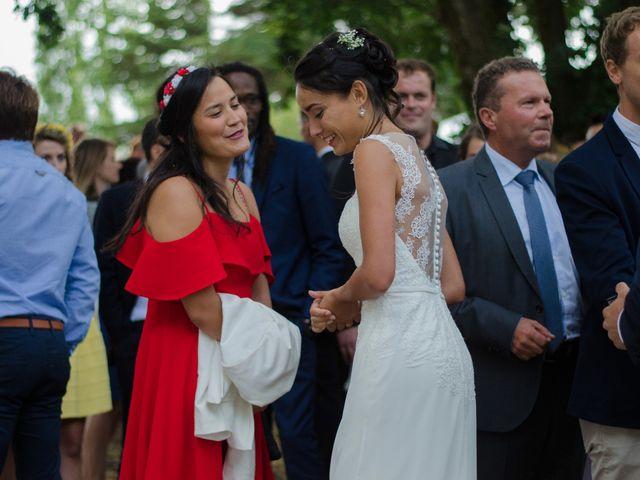 Le mariage de Mehdi et Pauline à La Roche-Bernard, Morbihan 38