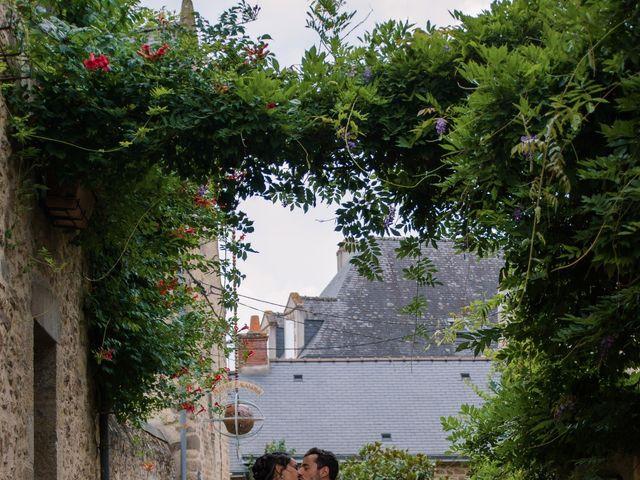 Le mariage de Mehdi et Pauline à La Roche-Bernard, Morbihan 50