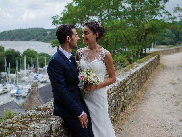 Le mariage de Mehdi et Pauline à La Roche-Bernard, Morbihan 52