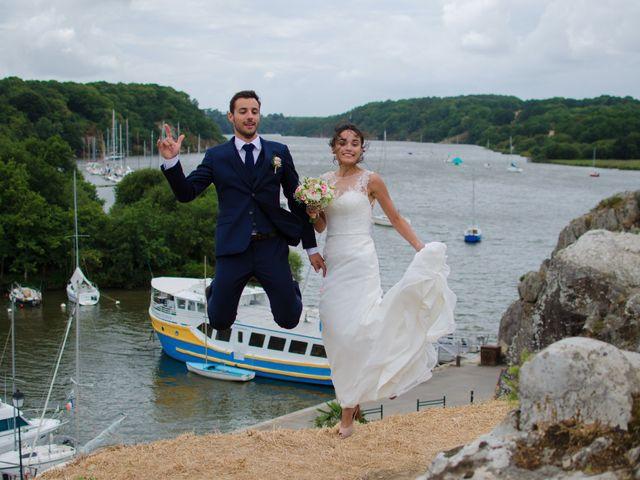 Le mariage de Mehdi et Pauline à La Roche-Bernard, Morbihan 53