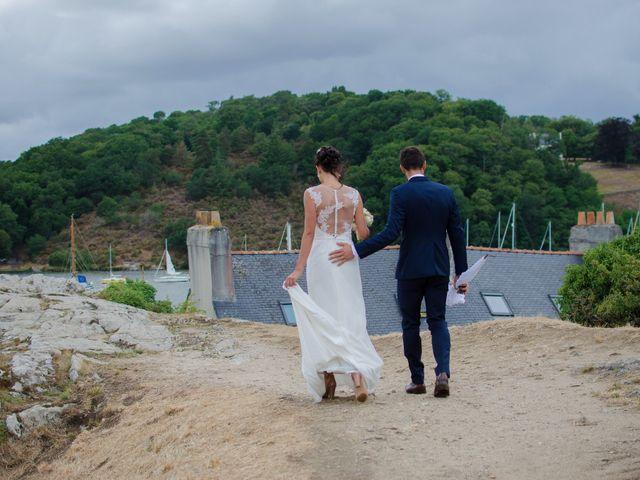 Le mariage de Mehdi et Pauline à La Roche-Bernard, Morbihan 54