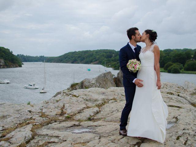 Le mariage de Mehdi et Pauline à La Roche-Bernard, Morbihan 55