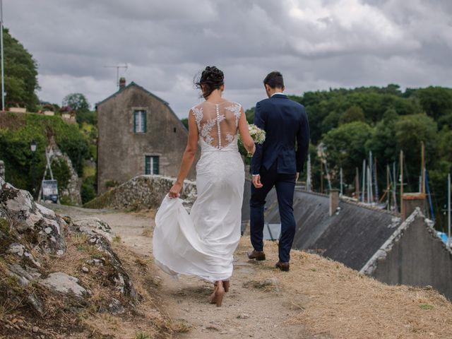 Le mariage de Mehdi et Pauline à La Roche-Bernard, Morbihan 57