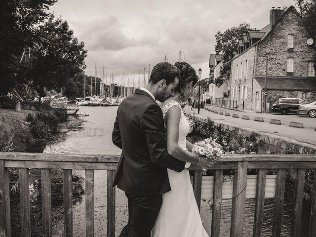 Le mariage de Mehdi et Pauline à La Roche-Bernard, Morbihan 58