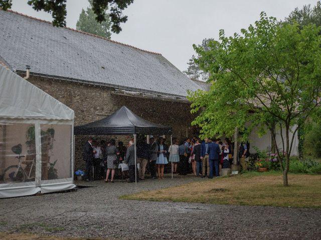Le mariage de Mehdi et Pauline à La Roche-Bernard, Morbihan 67