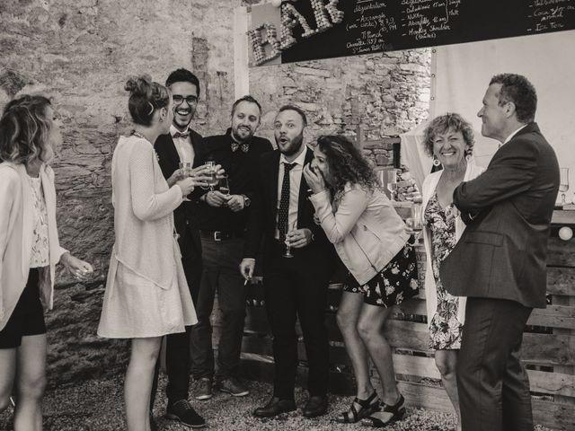 Le mariage de Mehdi et Pauline à La Roche-Bernard, Morbihan 83