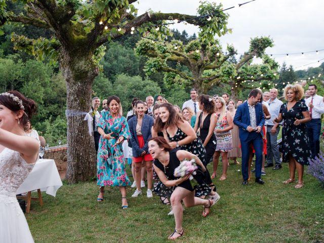 Le mariage de Corentin et Katia à Lyon, Rhône 42