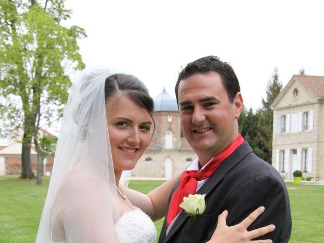 Le mariage de Damien et Lison à Brazey-en-Plaine, Côte d'Or 8