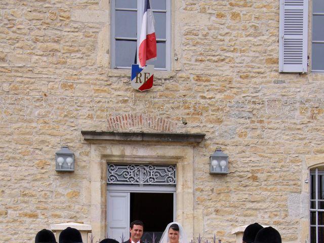 Le mariage de Damien et Lison à Brazey-en-Plaine, Côte d'Or 9