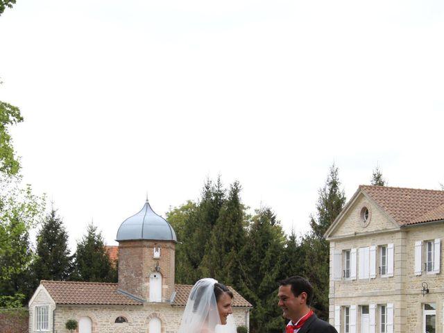 Le mariage de Damien et Lison à Brazey-en-Plaine, Côte d'Or 7