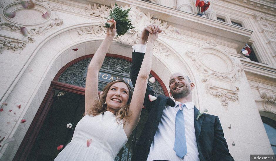 Le mariage de Alexis et Elise à Poitiers, Vienne
