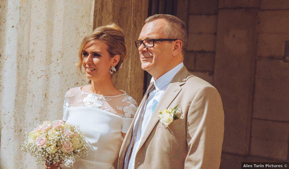 Le mariage de Eric et Marlène à Lyon, Rhône