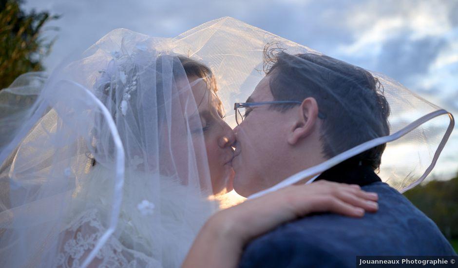 Le mariage de David et Christelle à Saint-Vincent-des-Prés, Sarthe