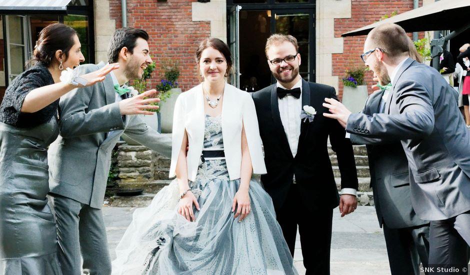 Le mariage de Romain et Laure à Lille, Nord