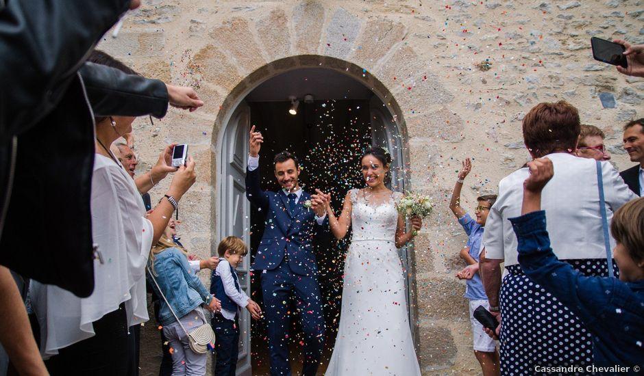 Le mariage de Mehdi et Pauline à La Roche-Bernard, Morbihan