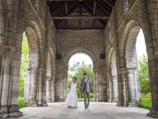 Le mariage de Elodie et Quentin