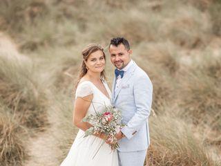 Le mariage de Jennifer et Sebastian